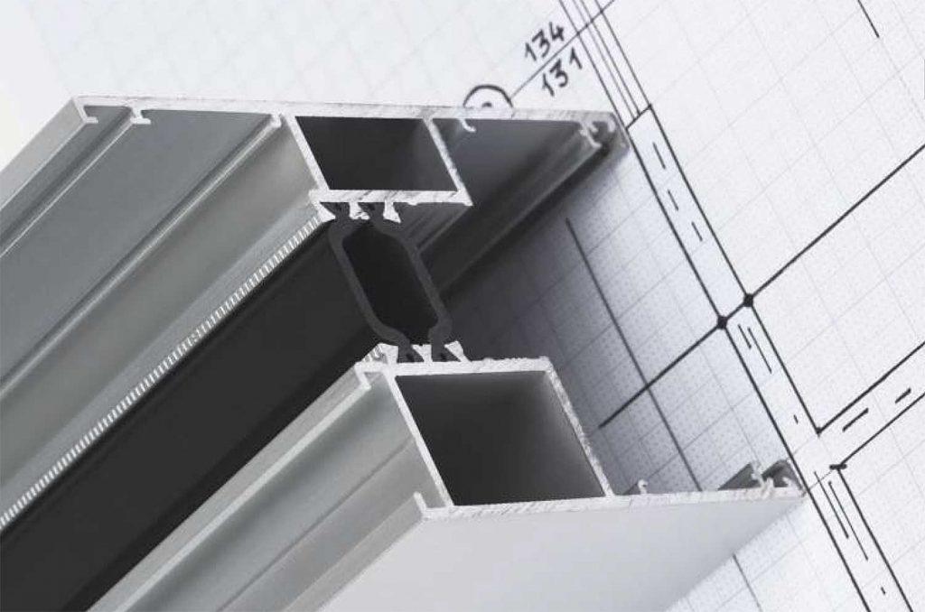 Metradco UAB Nestandartiniai Aliuminio Profiliai